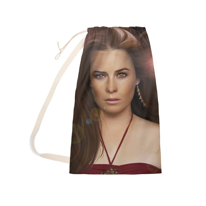 Piper Halliwell / Holly Marie Combs Accessories Laundry Bag Bag by Evolution Comics INC