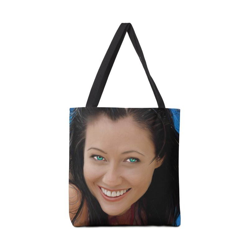 Prue Halliwell / Shannen Doherty Accessories Tote Bag Bag by Evolution Comics INC
