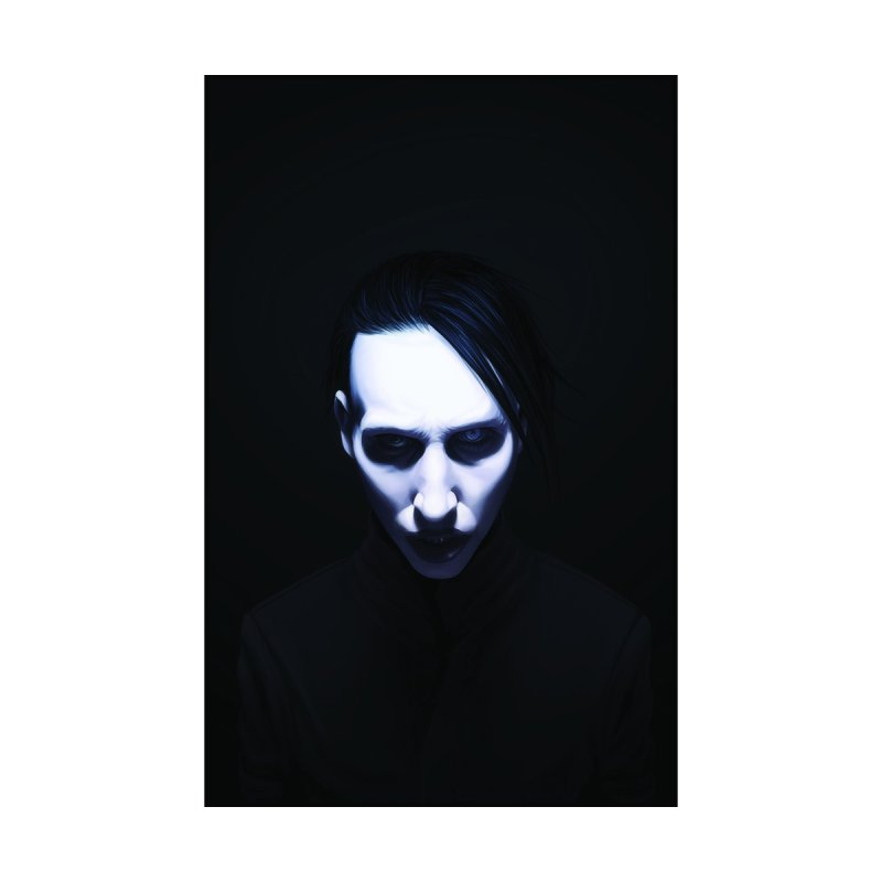 Marilyn Manson by Evolution Comics INC