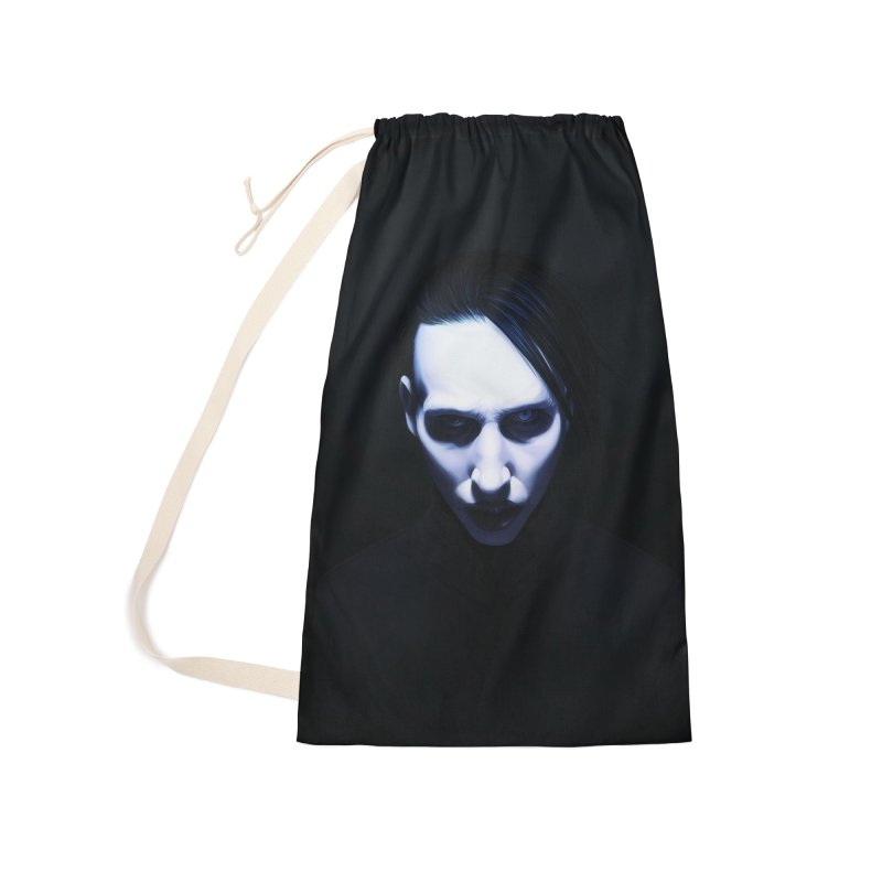 Marilyn Manson Accessories Laundry Bag Bag by Evolution Comics INC