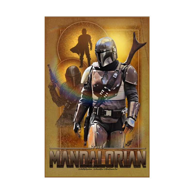 Star Wars - Mandalorian by Evolution Comics INC