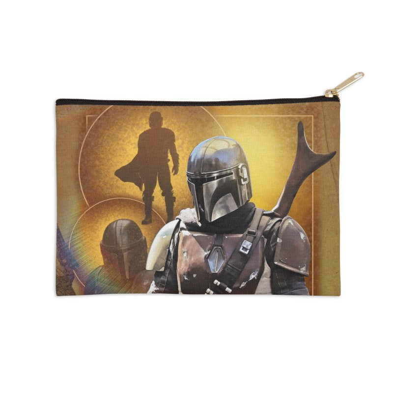 Star Wars - Mandalorian Accessories Zip Pouch by Evolution Comics INC