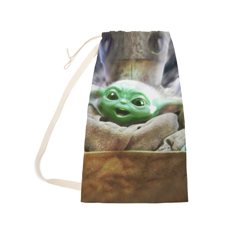 Happy Baby Rider Accessories Laundry Bag Bag by Evolution Comics INC