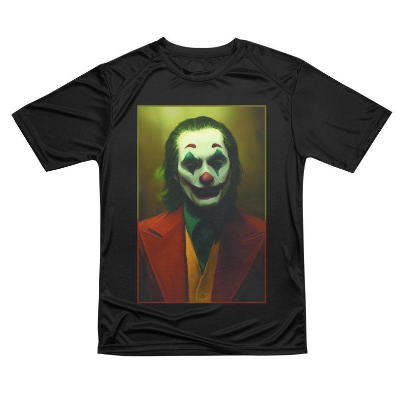 Joker Phoenix Men's Performance T-Shirt by Evolution Comics INC
