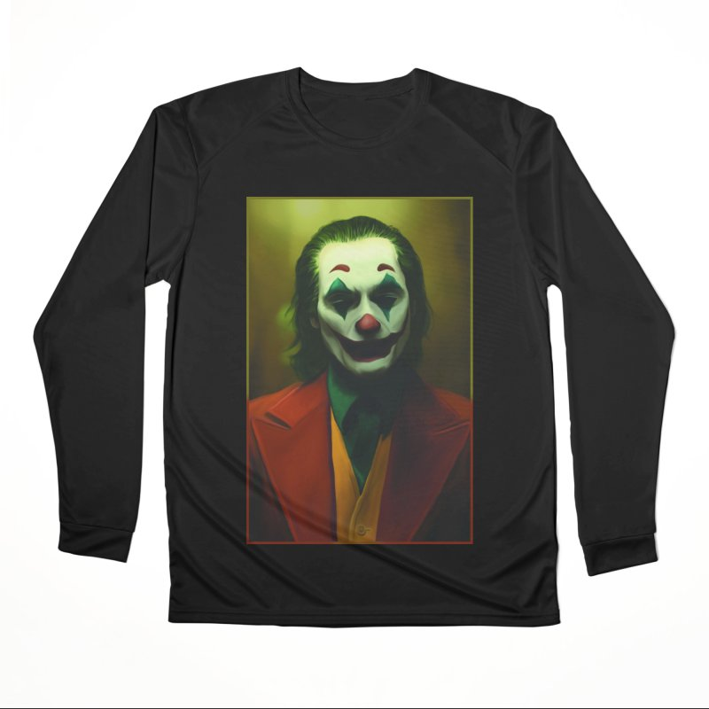 Joker Phoenix Men's Performance Longsleeve T-Shirt by Evolution Comics INC