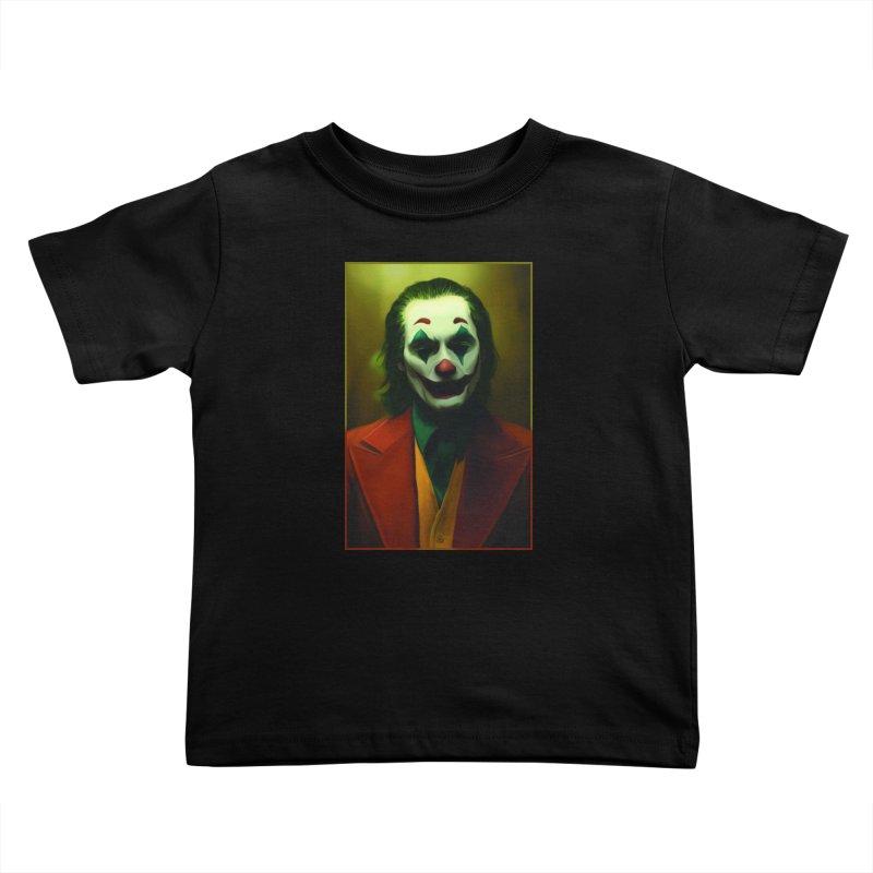 Joker Phoenix Kids Toddler T-Shirt by Evolution Comics INC