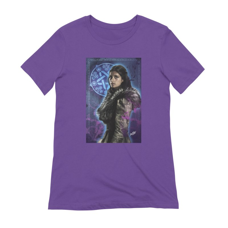 Yennifer - Witcher Women's Extra Soft T-Shirt by Evolution Comics INC