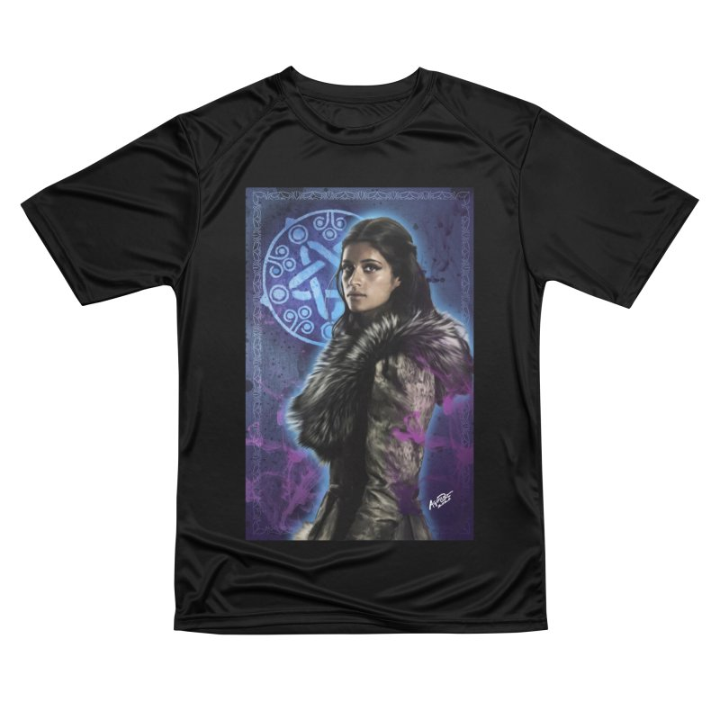Yennifer - Witcher Men's Performance T-Shirt by Evolution Comics INC