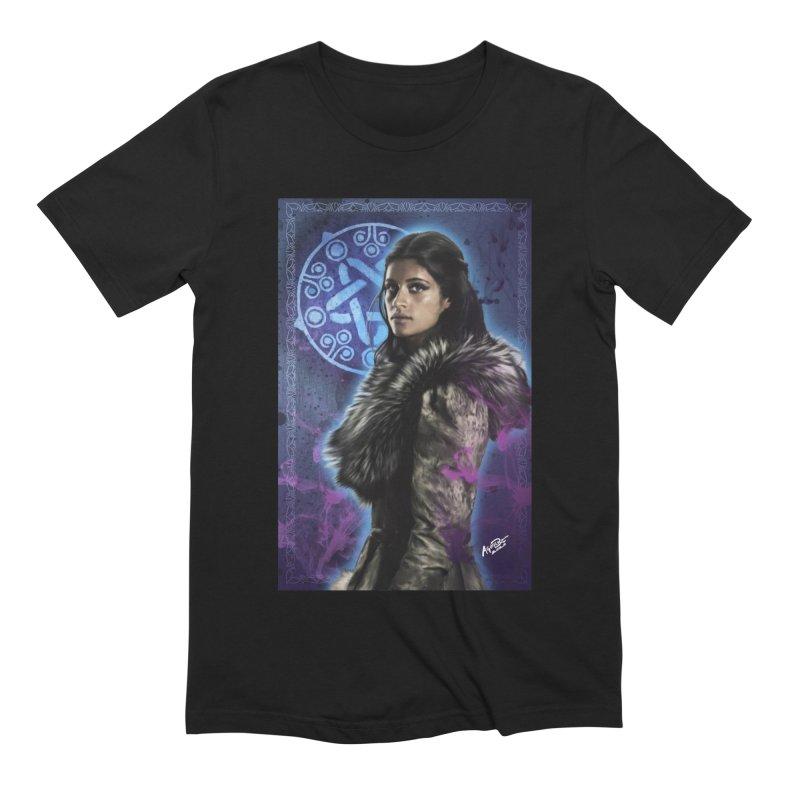 Yennifer - Witcher Men's Extra Soft T-Shirt by Evolution Comics INC