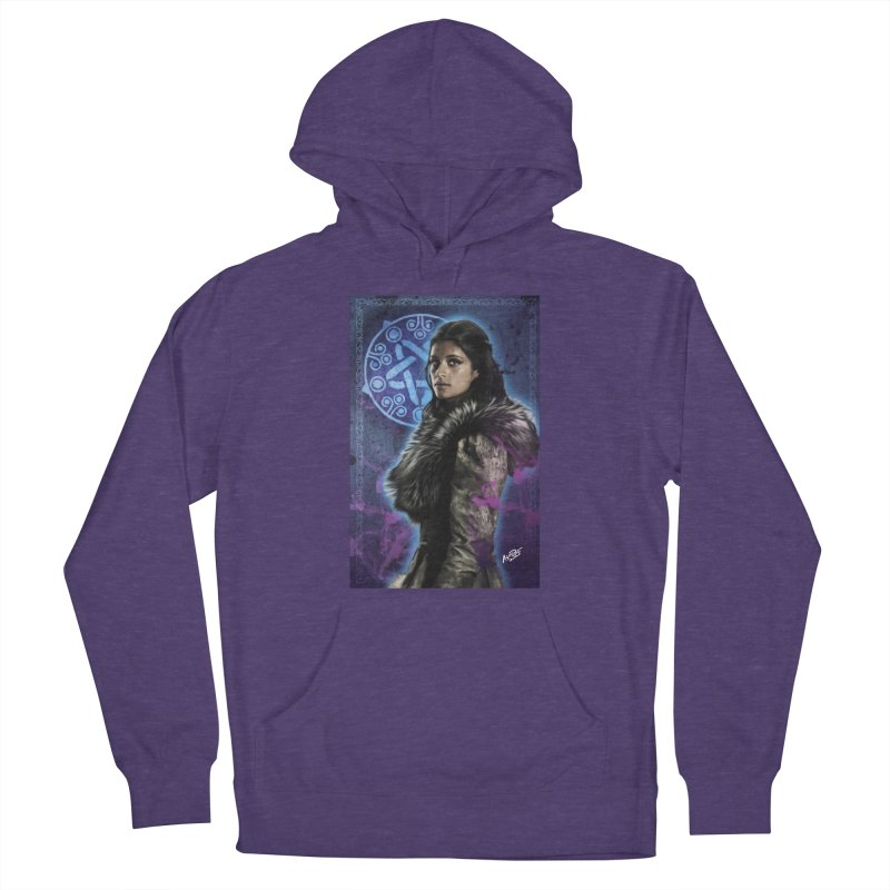 Yennifer - Witcher Women's French Terry Pullover Hoody by Evolution Comics INC