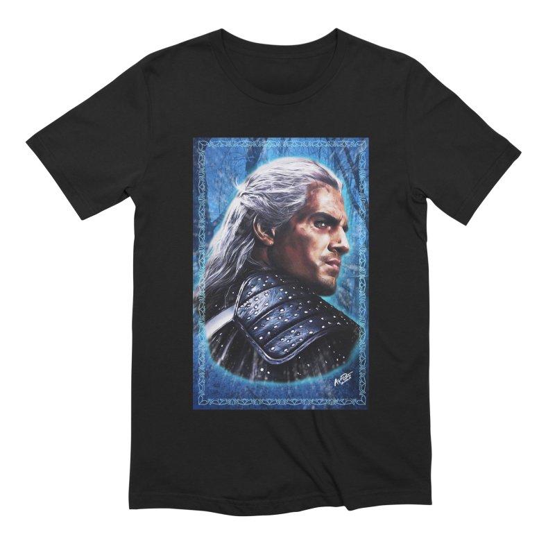 Witcher Men's Extra Soft T-Shirt by Evolution Comics INC