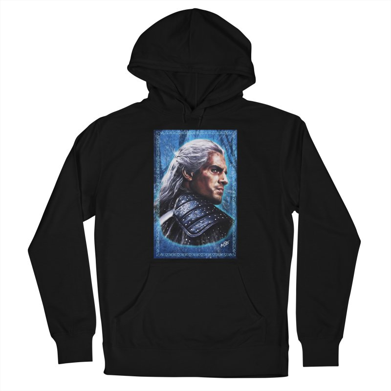 Witcher Men's French Terry Pullover Hoody by Evolution Comics INC