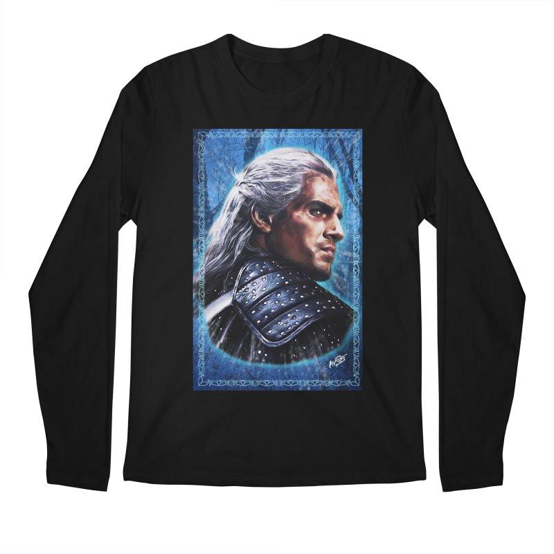 Witcher Men's Regular Longsleeve T-Shirt by Evolution Comics INC