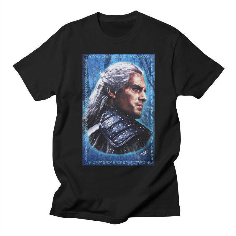 Witcher Men's Regular T-Shirt by Evolution Comics INC