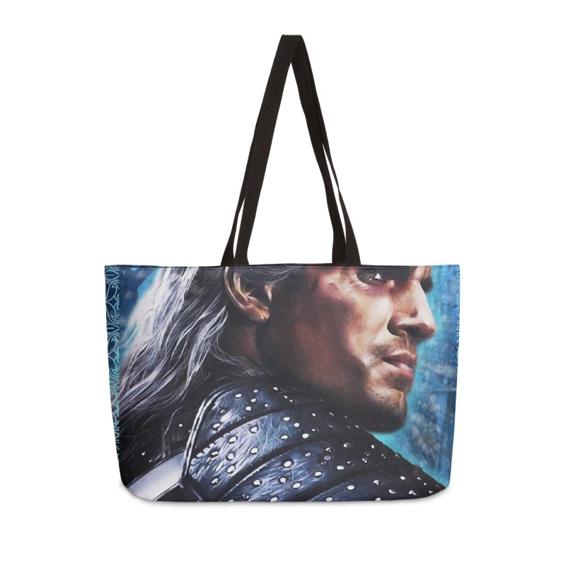 Witcher Accessories Weekender Bag Bag by Evolution Comics INC