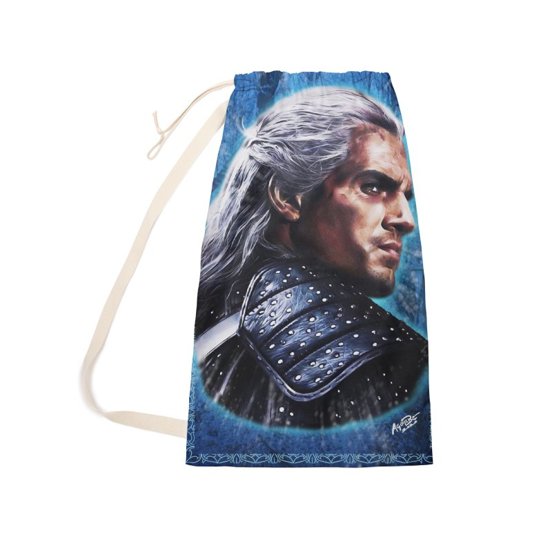Witcher Accessories Laundry Bag Bag by Evolution Comics INC