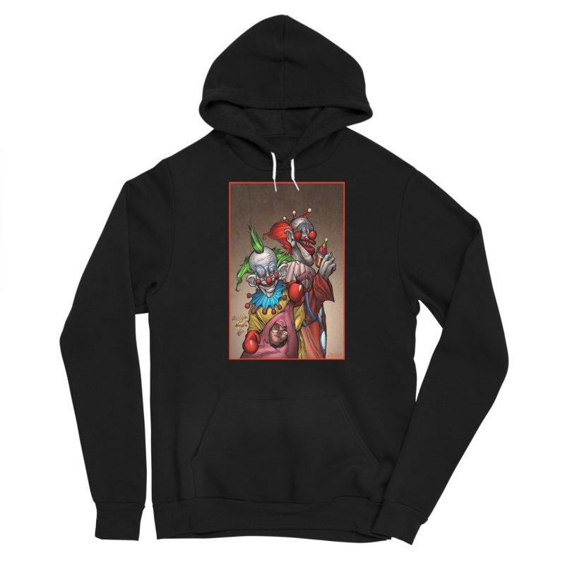 Killer Klowns Men's Sponge Fleece Pullover Hoody by Evolution Comics INC