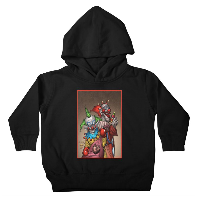 Killer Klowns Kids Toddler Pullover Hoody by Evolution Comics INC