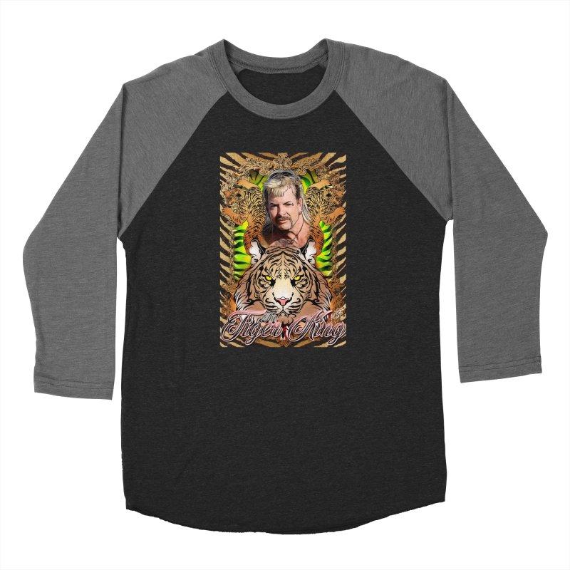 Tiger King Women's Longsleeve T-Shirt by Evolution Comics INC