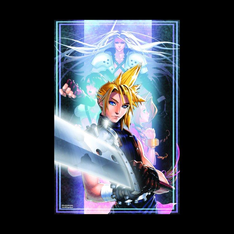 Final Fantasy Men's T-Shirt by Evolution Comics INC