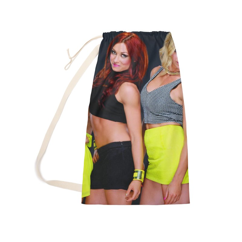 Four Horsewomen of WWE Accessories Bag by Evolution Comics INC