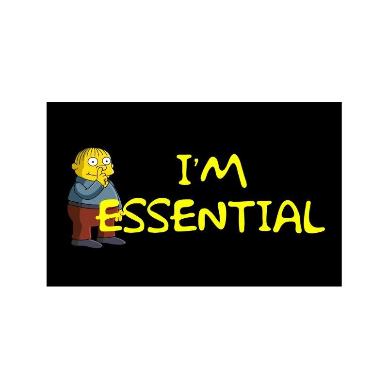 I'm Essential Men's T-Shirt by Evolution Comics INC