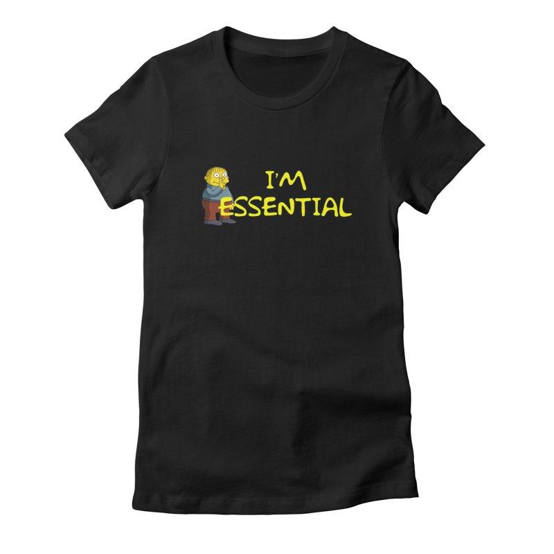 I'm Essential Women's T-Shirt by Evolution Comics INC