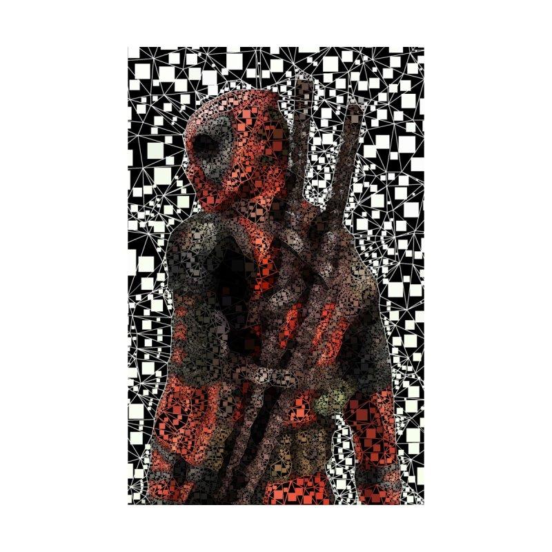 Deadpool Abstract by Evolution Comics INC