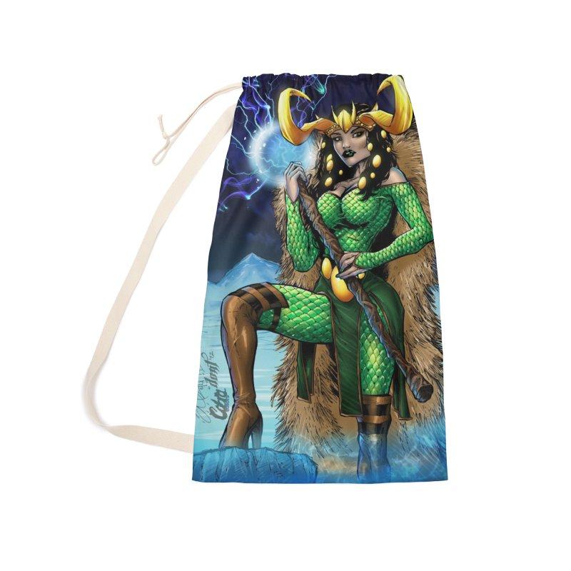 Lady Loki Accessories Bag by Evolution Comics INC