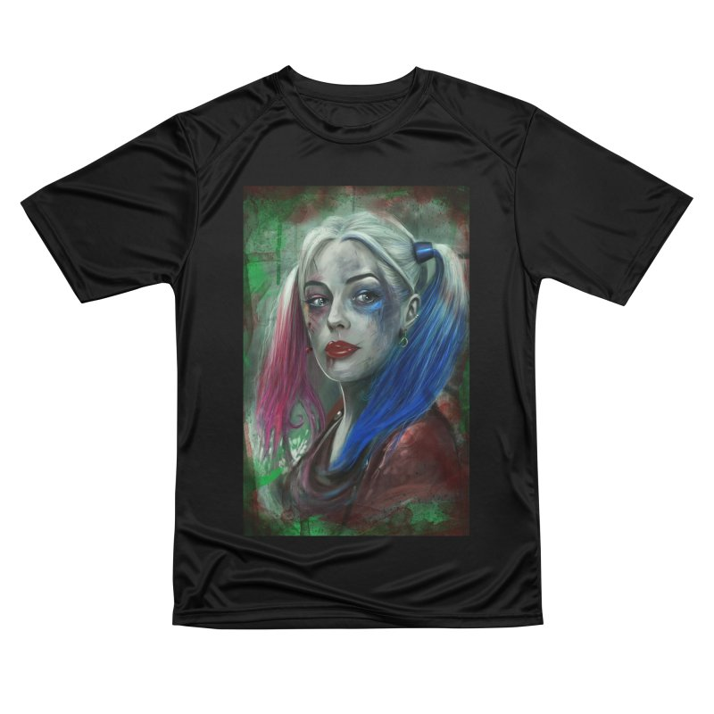 Harly Quinn Suicide Squad Men's Performance T-Shirt by Evolution Comics INC