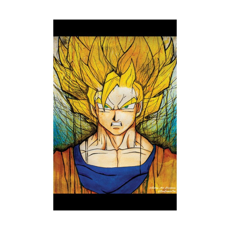 Dragon Ball Z - Goku by Evolution Comics INC