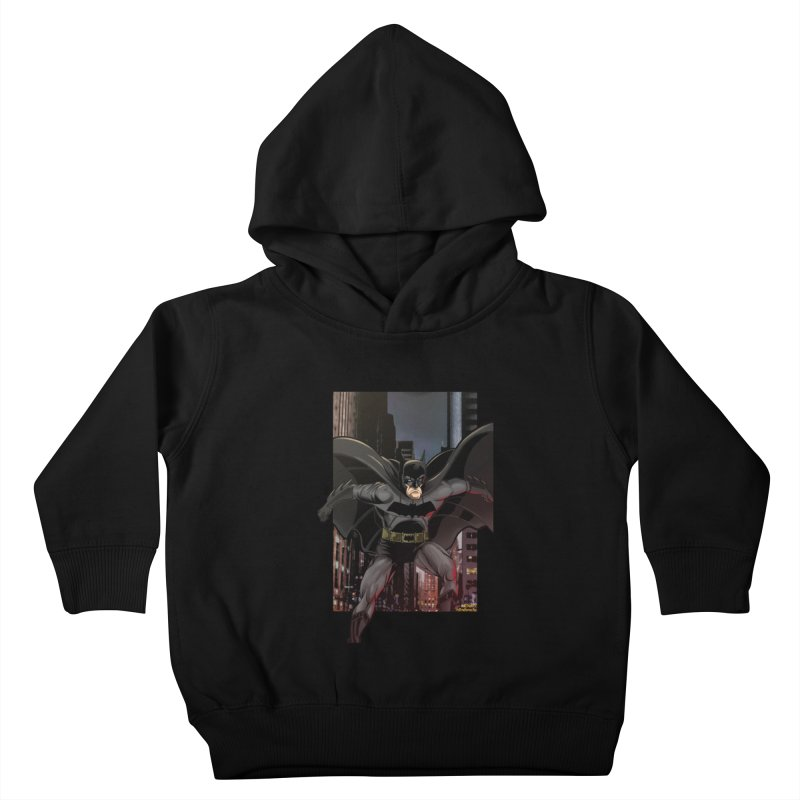 Batman Kids Toddler Pullover Hoody by EvoComicsInc's Artist Shop