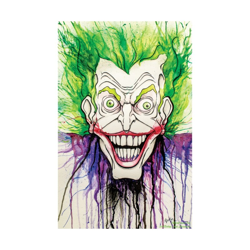 Joker by Evolution Comics INC