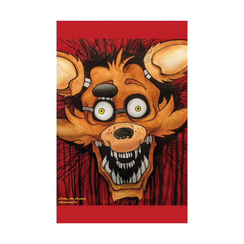 Five Nights at Freddys - Foxy by Evolution Comics INC