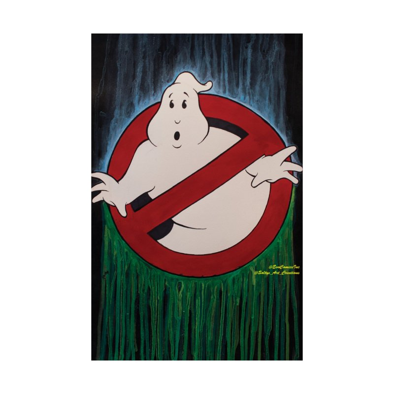 Ghostbusters Logo by Evolution Comics INC