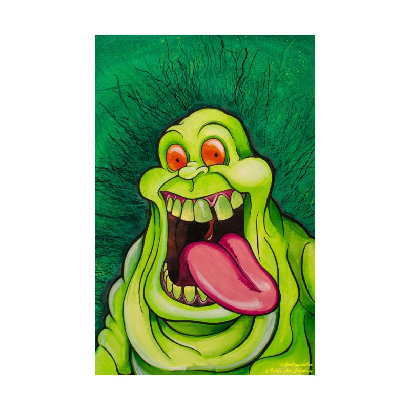 Ghostbusters Slimer by Evolution Comics INC