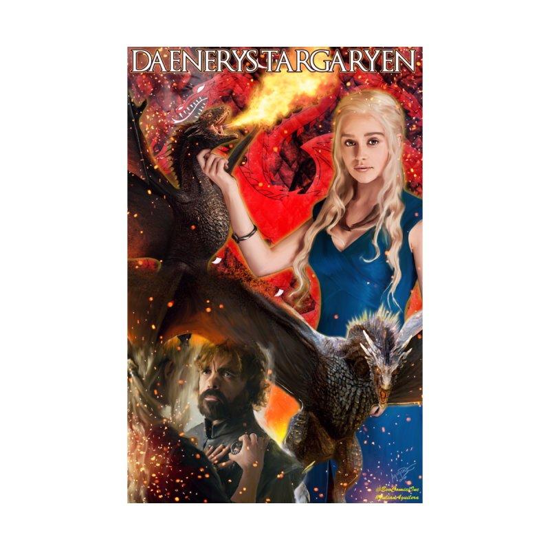 Game Of Thrones - Daenerys Targarten by Evolution Comics INC