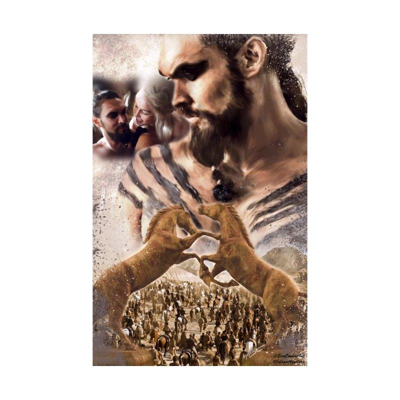 Game Of Thrones - Drogo by Evolution Comics INC