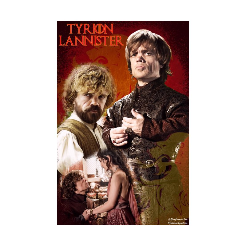 Game Of Thrones - Tyrion Lannister by Evolution Comics INC