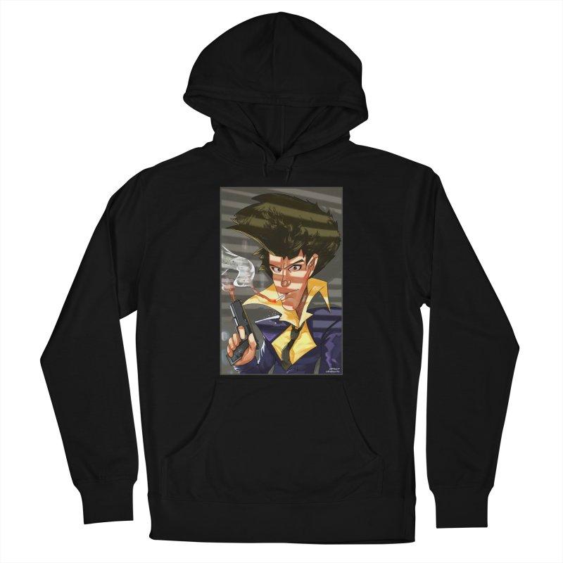 Cowboy Bebop Men's Pullover Hoody by Evolution Comics INC