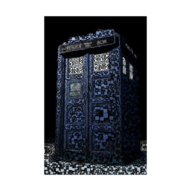 Dr. Who Tardis by Evolution Comics INC