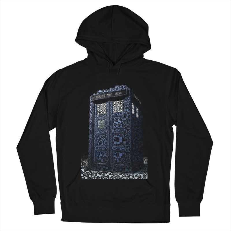 Dr. Who Tardis Women's Pullover Hoody by EvoComicsInc's Artist Shop
