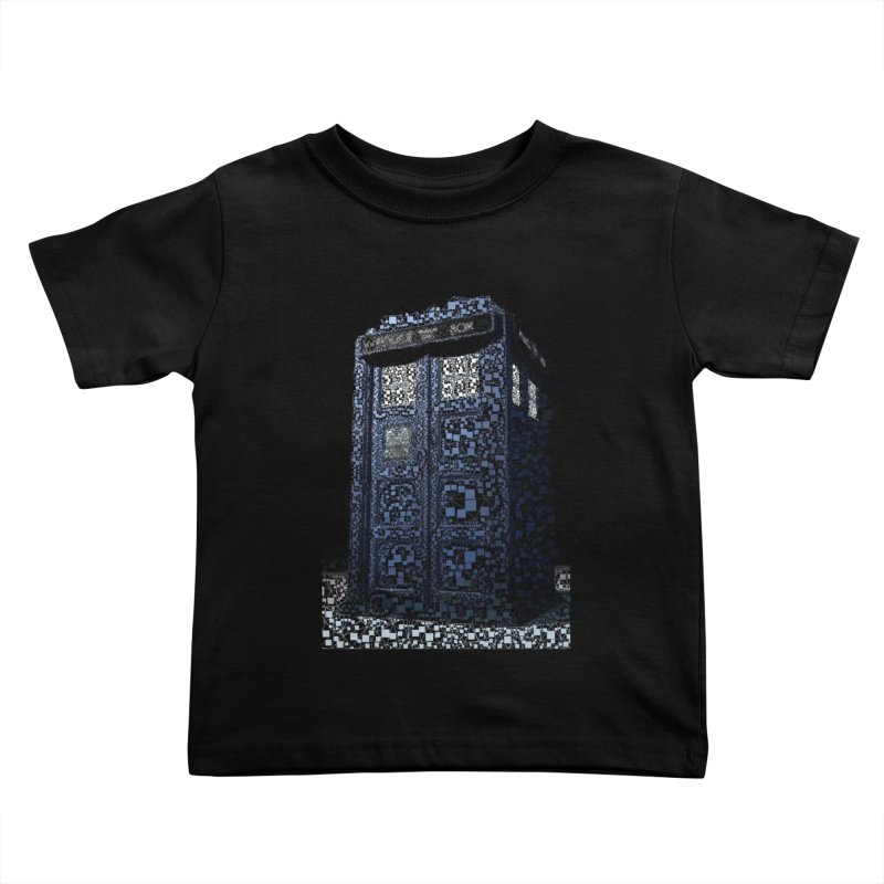 Dr. Who Tardis Kids  by EvoComicsInc's Artist Shop