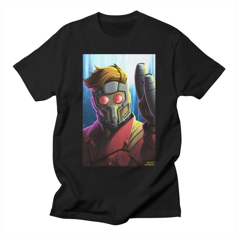 Starlord Women's Unisex T-Shirt by EvoComicsInc's Artist Shop