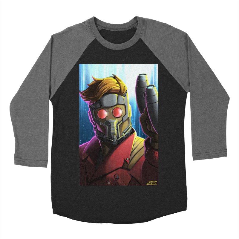 Starlord Women's Baseball Triblend Longsleeve T-Shirt by EvoComicsInc's Artist Shop