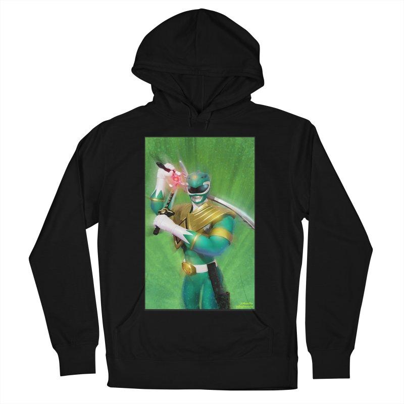 Green Ranger Women's Pullover Hoody by EvoComicsInc's Artist Shop