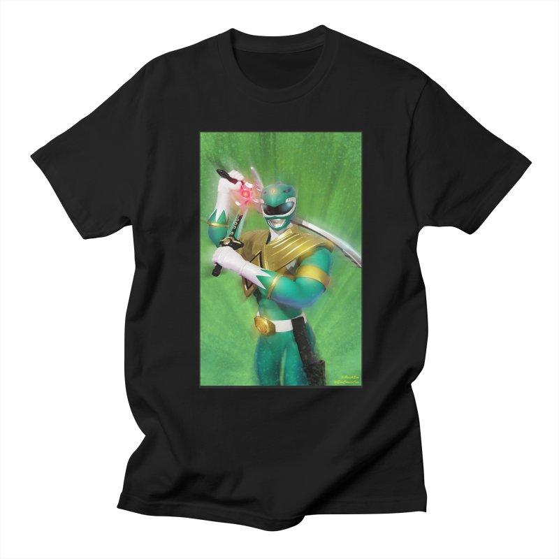 Green Ranger Women's Unisex T-Shirt by EvoComicsInc's Artist Shop