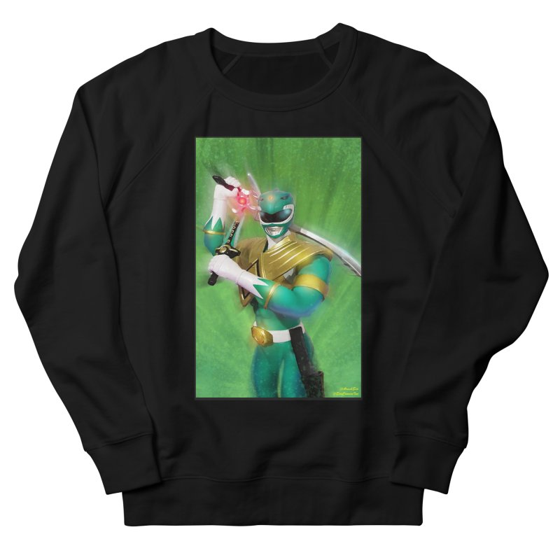 Green Ranger Men's Sweatshirt by EvoComicsInc's Artist Shop
