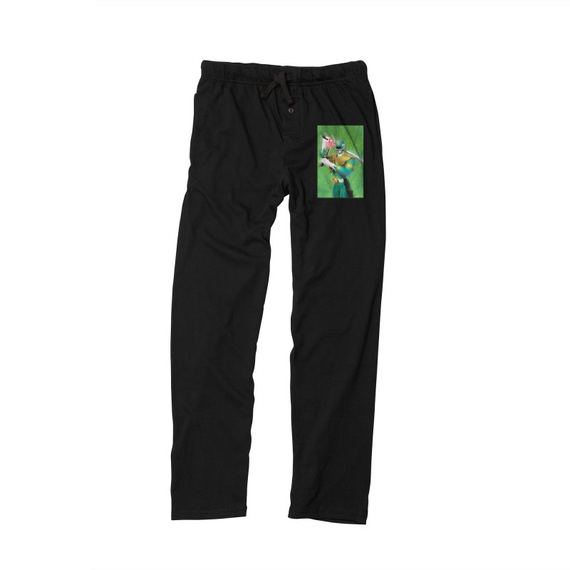 Green Ranger Women's Lounge Pants by EvoComicsInc's Artist Shop