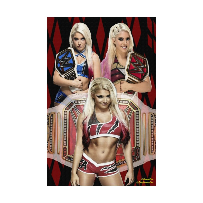 Alexa Bliss WWE by EvoComicsInc's Artist Shop